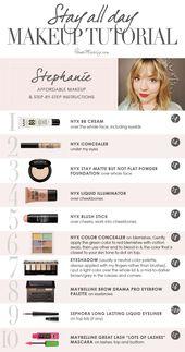 Meine Schönheitsroutine: Stephanie   – Makeup