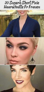 20 Superb Short Pixie Haircuts For Women – Madame Hairstyles | Madame Hairstyles #HairstylesSide #HairstylesFestive #HairstylesMessy #HairstylesYoung …