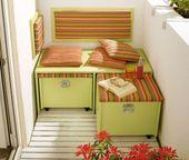10+ Sitzbank Balkon Selber Bauen – Garten Farm