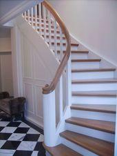 Treppe so in der Art – wir haben allerdings nur …