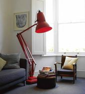 15 Rad Retro Office Accessories Pics Anglepoise Lamp Oversized Floor Lamp Red Floor Lamp