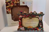 """Photo of Traditions 3-D Holiday 5 """"X7"""" Bilderrahmen dekoriert Kaminsims Kamin zum Verkauf online"""