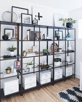Sehen Sie, wie eine Interior-Stylistin ihr Zuhause von altmodisch zu wahnsinnig stilvoll verwandelt hat