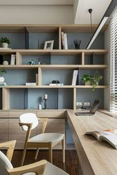 Contemporary home office design ideas – home offices are now standard …