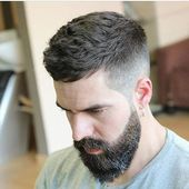 18 best hairstyles for men, short fade haircuts, fade short hairyles men