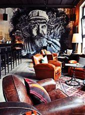 18 Best Antique Bar Design Ideas