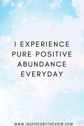 I'm ample #affirmation #affirmations #ample #abundance #constructive #universe #manifest