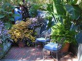 Tropical garden design | Tropical Garden Design – tropical – terrace – ande …   – Garden DIY Projects