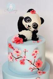Cómo hacer flores de cerezo en el pastel; Monetizándolo – #Babycakes   – baby kuchen