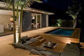 Minimalist Pool Decoration Ideas 10