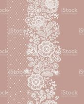 Lace Art Lace Painting Border Embroidery Designs