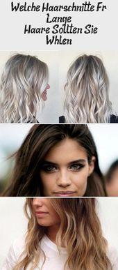 Welche Haarschnitte Für Lange   Haare Sollten Sie Wählen?