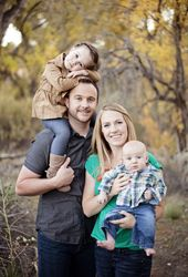 Family of four and a photo shoot – Family Photography