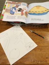 Weihnachtsschmuck für Kinder mit duftenden Farben zu machen – Lalymom Blog