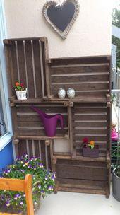 Neue Ideen für den Umbau meines Balkons. Damit es mir endlich gut geht