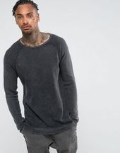 093ec313 PLUS Longline T-Shirt with Curved Hem In Black & White Twist | haircuts |  Plus size mens clothing, Tall men fashion, Clothes for big men