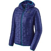 Patagonia Micro Puff Hooded Insulated Jacket – Women's
