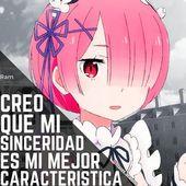 Der Charakter: Ram! Der Anime: Re: Zero. Folgen Sie uns für weitere Anime-Sätze! # …