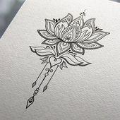 ▷ 1001 + Ideen und Inspirationen für schöne Bilder zum Nachmalen!