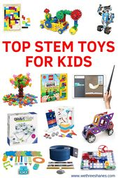 Top Selling Stem and Steam Toys for Kids