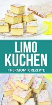 Limotorte – Ratz Fatz Torte aus dem Thermomix   – Thermomix