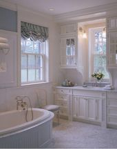 This Bathroom Features Wood Double Hung Windows Manufactured By Dynamic Architectural Windows Doors Bathroom Inspiration Dream Bathrooms Beautiful Bathrooms