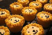 Löwe Cupcake