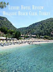 5 Days at Hillside Beach Club, Turkey