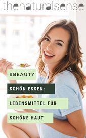 Hautpflege: Lebensmittel für eine glatte und schöne Haut