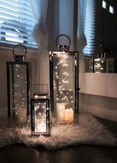 groß Licht und Leuchten – Diy living room   – wohnzimmer