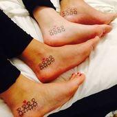 Para todos los hermanos: ¡combinar ideas de tatuajes que son más que increíbles!   – TattooLove