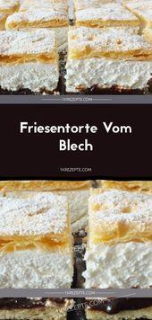 Pommes Kuchen aus der Dose – Rezepte: Kuchen & Torten