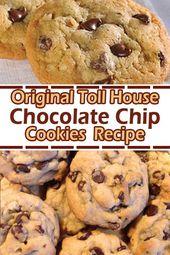 Original Toll House Schokoladenkekse Rezept – Seite 2 – Rezepte von A bis Z