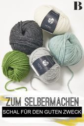 Anzeige Ein Schal Furs Leben Charity Aktion Von Brigitte Und Save The Childre Anzeige Kendin Yap