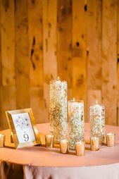 20 Wonderful DIY Wedding ceremony Concepts | Wedding ceremony Ahead
