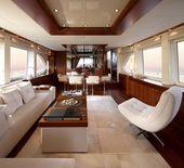 interiors of luxury yachts | … – Interior – New Moonen 82 Alu luxury yacht My …