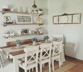 46 Smart Farmhouse Tischdekoration Ideen für Esszimmer zu versuchen