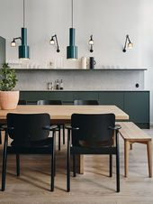 45 Cool Scandinavian Kitchen Design Ideas
