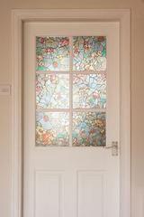 Venetian Garden Stained Glass Window Film Privacy Peel And Stick Window Film World Stained Glass Window Film Window Film Privacy Window Film
