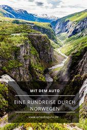 Norwegen ᐅ Landschaften, die sprachlos machen – Einmalige Roadtrips