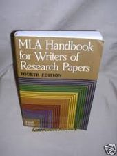 Comprehensive Very Vast But Not Exhaustive Http Drjacquescoulardeau Blogspot Fr Joseph Gibaldi Mla Handbook For Writer Of Research Paper Sixth Edition 6th Pdf According To The A Thesi Statement I