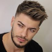 27 New Hair Styling Men Short No matter what style you are striving for, make sure that hair styling men briefly correspond to the situation first …