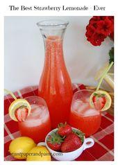 25 fresh strawberry recipes for summer