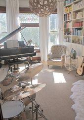 11 Dream Rehearsal Spaces Ideas Music Room Home Music Rooms Music Studio Room