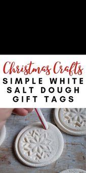 Christmas Gift Tags To Make