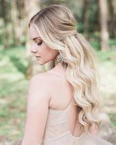 Möchten Sie mehr über klassische Hochzeitsfrisuren erfahren? # Weddinghairstyles2019