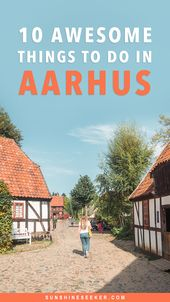 Two unforgettable days in Aarhus – Denmark's happiest city!
