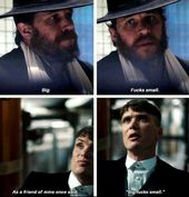 Peaky Blinders – Tommy and Alfie 💙