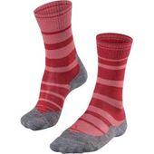 Falke Damen Trekking Socken Tk2 Wool Silk, Größe 39/40 in Grau FalkeFalke