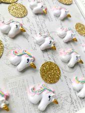 Unicorn Magnet, Happy Unicorn Magnet, Kawaii Unicorn, Magnet, Rainbow Unicorn Magnet, Locker Magnet,